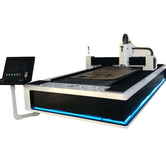 Newest Design 1000W Laser Cutting Machine/Automatic CNC Fiber Laser Cutter Sheet Metal Machine Price