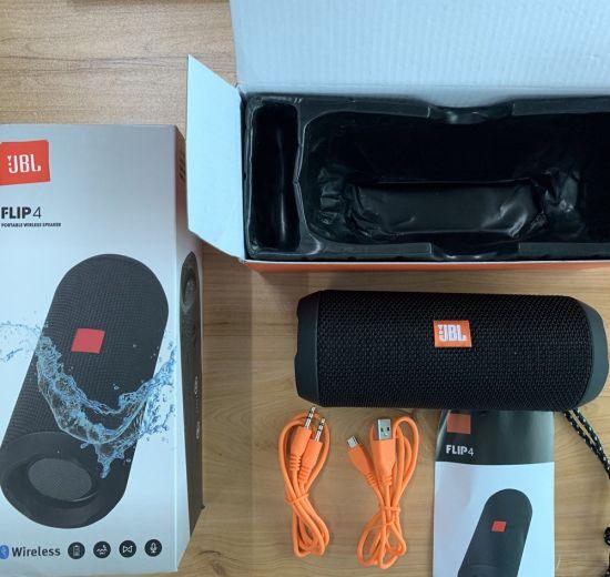 Jbl Flip 4 Wireless Bluetooth Small Portable Speaker Music Audio Ipx7 Waterproof Bass Channel Flip4