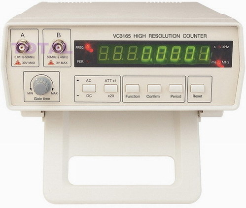 Frequency Counter (Fuction Generator)