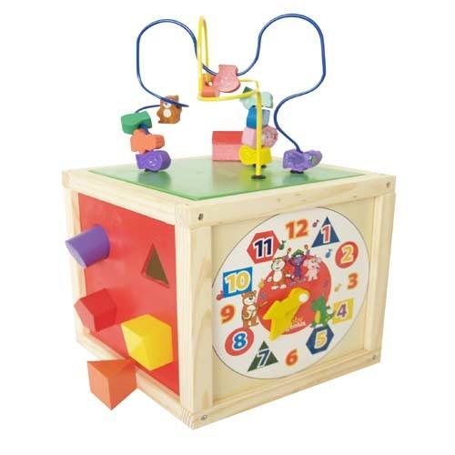 Preschool Educational Wooden Beads Toys