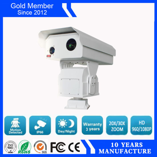 2km 15W Heavy Duty Laser HD PTZ Camera pictures & photos