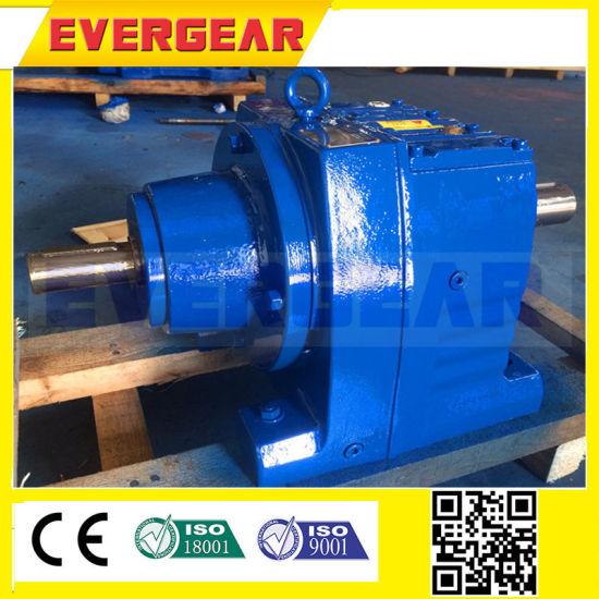 R Series Helical Gearbox Speed Reducer for Rolling Machine pictures & photos