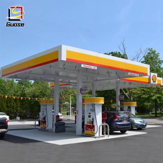 Gas Station LED Price Sign Gas Station Price Boards Pylon Design