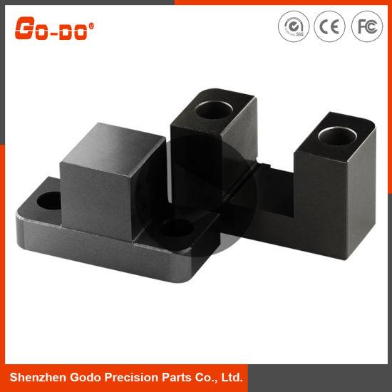 DIN Stamping Square Interlocks Mould Parts