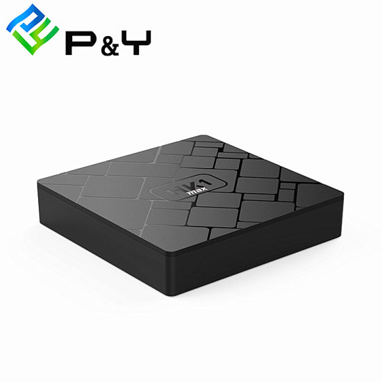 China Media Player Android Quad-Core HK1 Max Rk3328 4G 32g Android Set Top Box Digital TV Cable Receiver