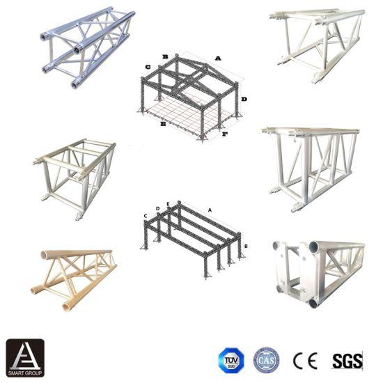 China OEM Concert Exihition Stage Equipment Rental Aluminium Truss