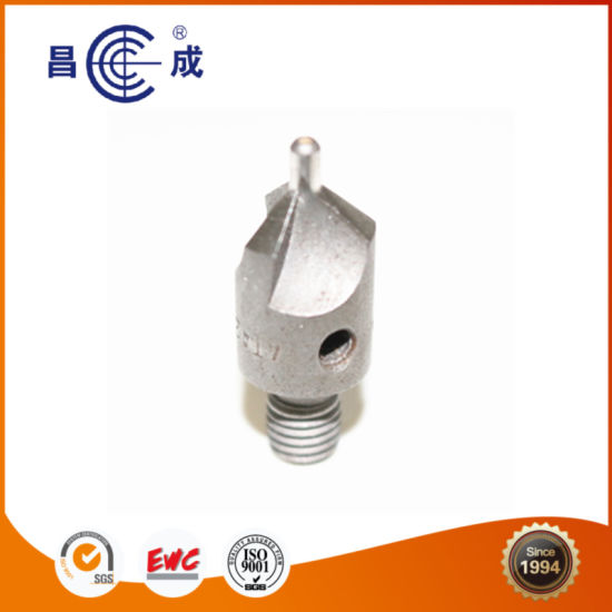 Made in China High Speed Steel 3 Flutes Countersink Drill Bit for Drill Hole pictures & photos