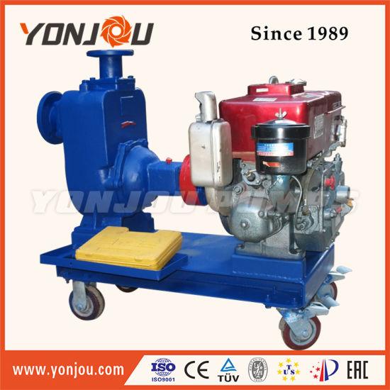 Self Priming Diesel Engine Drive Sea-Water Pump