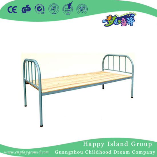 Kindergarten Furniture Children Single Bed for Sale (HF-08001)