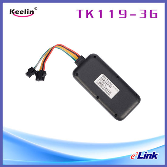 3G Waterproof Car Tracker GPS with Cut off Oil Remotely Tk119-3G