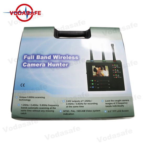 China Full Band Video Scanner Image Display Multi Wireless