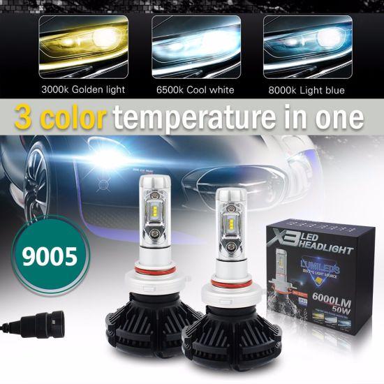 Perfect H11 LED 24V Bulbs High Cooling Lamp System H7 LED Quality l3u1cJTFK