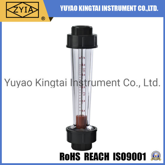 Factory Price Plastic Tube PVC Water Flowmeter