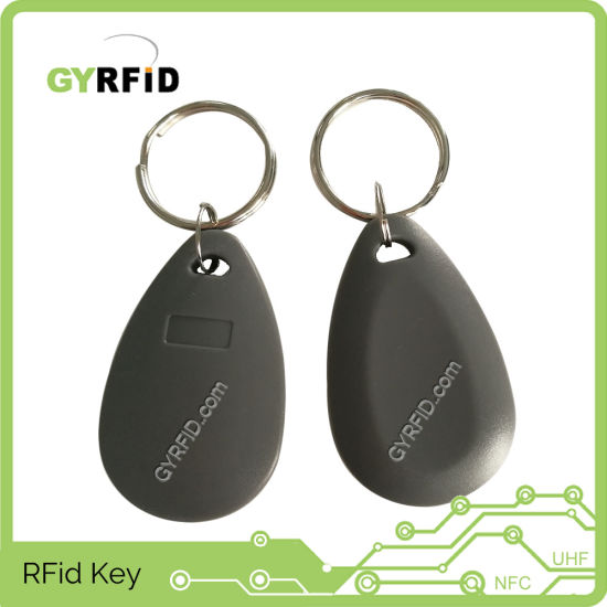 Key Card RFID Key Cards for Access Control System (KEA13) pictures & photos