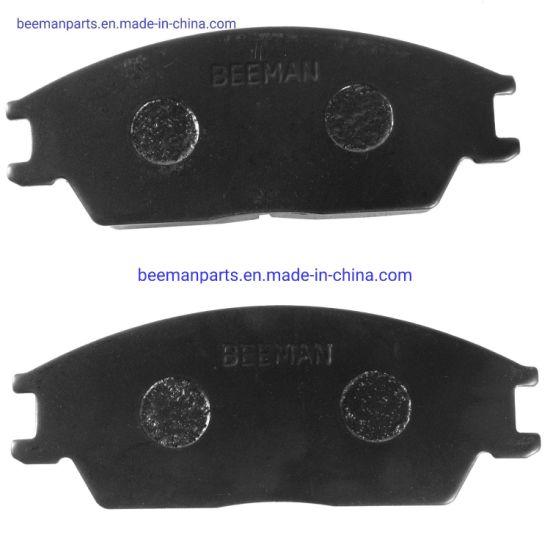 Auto Car Parts Semi Metal Disc Brake Pad for Hyundai Eon D5076 Non-Asbestos