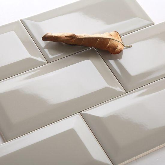 China Elegant Design Gloss Finish Houzz Kitchen Backsplash Subway Tile China Ceramic Tile Tile Ceramic