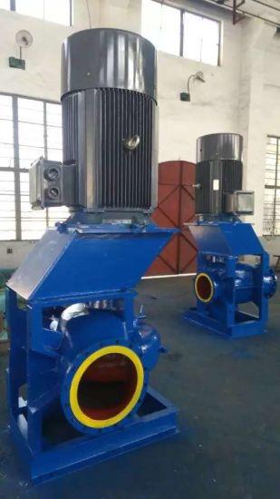 Single Stage Vertical Case Split Pump
