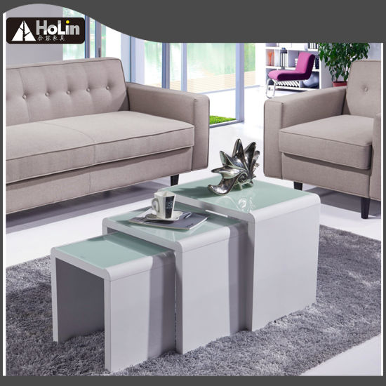 China Modern Design Living Room Furniture, 3 Pieces in 1 ...