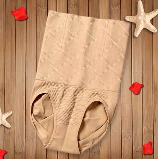 7813e803a China Women High Waist Tummy Control Seamless Slimming Panty Briefs ...