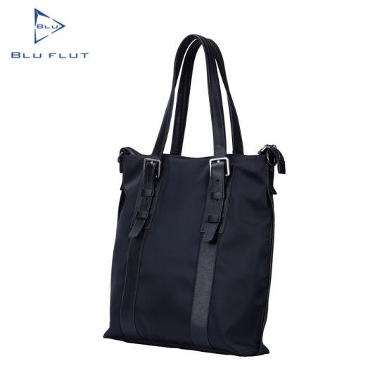 China Blu Flut Full Grain Leather