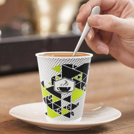 8oz 12oz 16oz Disposable Double Wall Takeaway Coffee Paper Cup for Hot Drink pictures & photos