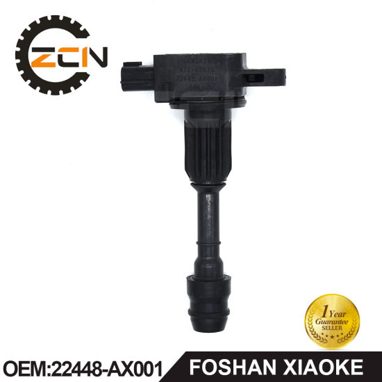 Ignition Coil 22448ax001 for Nissan Micra K12 E11 1.4 pictures & photos