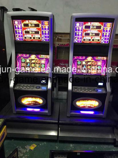 Jackpot Kenya Gaming Cabinet Game Bonus Slot Game Machines