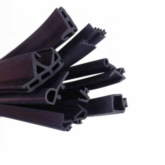 China Supplier Customize Shape Rubber Sealing Strip Rubber Seal Part for Facade