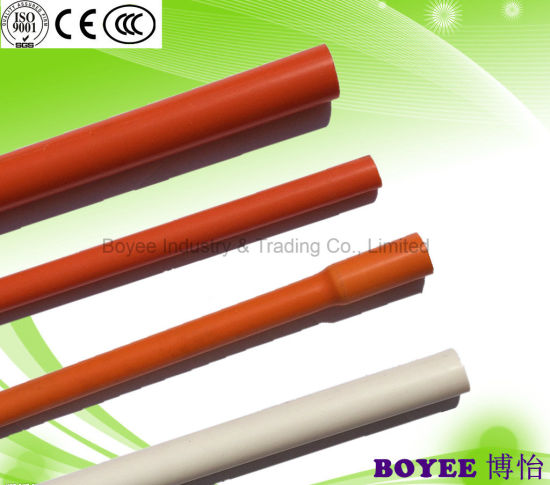 PVC Raw Material Electrical Tube