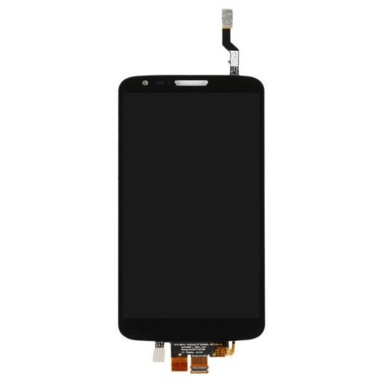 Factory Low Price Repair Parts for LG G2 D800 D801 LCD Screen Digitizer