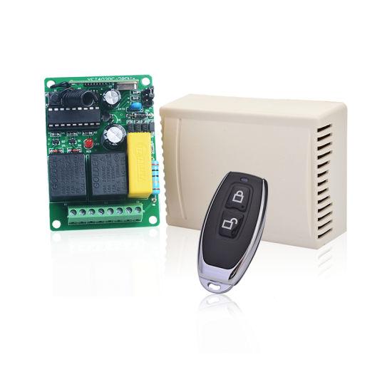 Long Range Remote Control Wirelss Transmitter Receiver