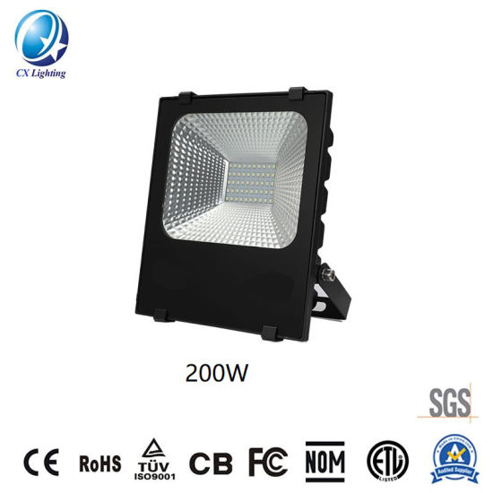 Hot Sale LED Floodlight 200W Non-Isolation Driver 17000lm with Ce RoHS
