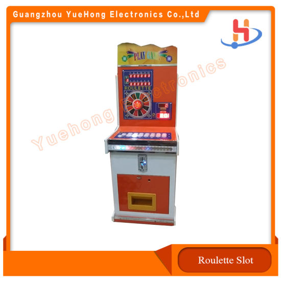 Coin Operated Slot Cabinet Gambling Arcade Game Machine