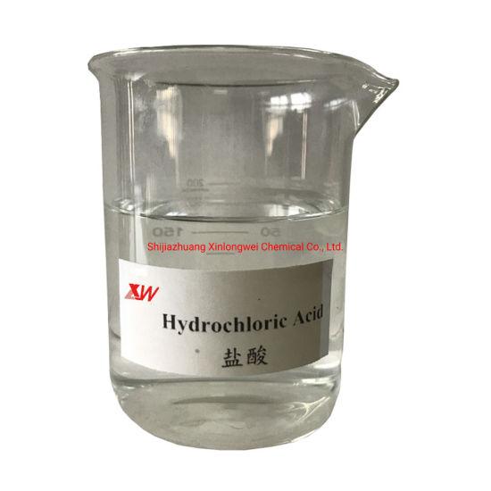 Factory Hydrochloric Acid 33% HCl 33%