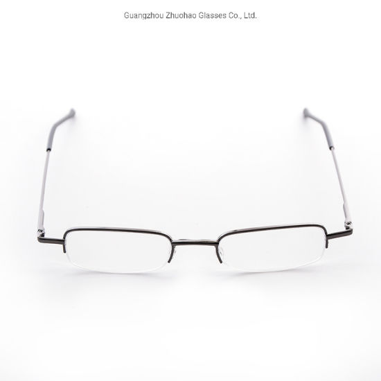 Wholesale Products Fashion Design Best Colorful Trendy Reading Glasses Metal Optical Frame for Men Women