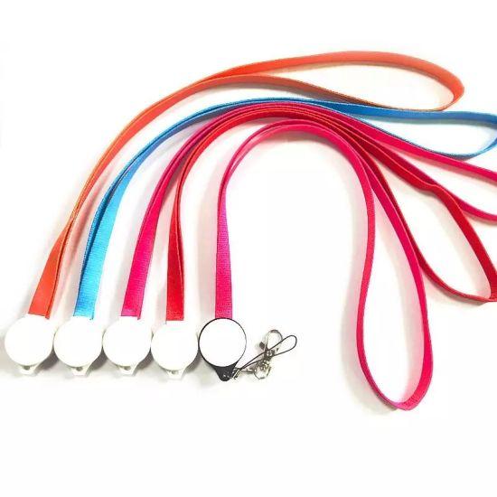 Custom Logo Mobile Phone Micro USB Data Charging Cable with Lanyard