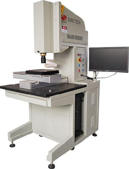 Wafer Dicing Machine Solar Cell Laser Scribing Machine Cut Solar Cell