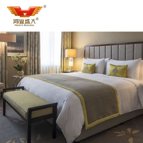 Luxury Modern Hotel Living Room Bedroom Suite Furniture