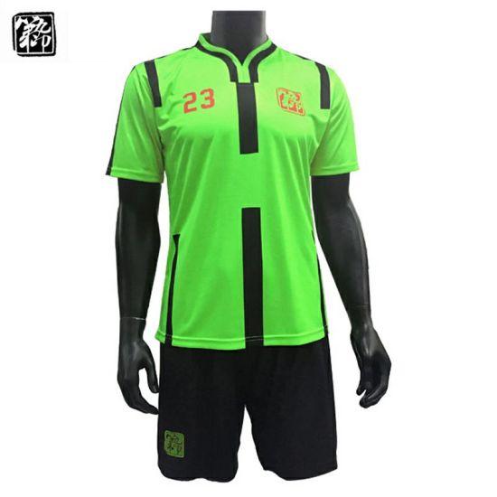 Aibort OEM Custom Quality Sportswear Cheap Football Jersey (Soccer 11)