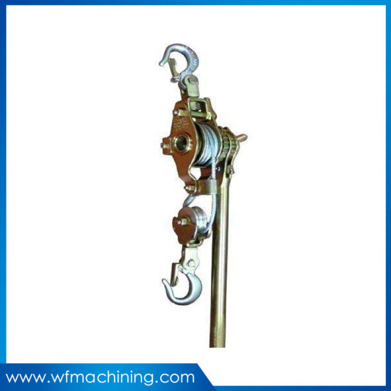 1ton High Quality Hand Ratchet Puller Cable Puller