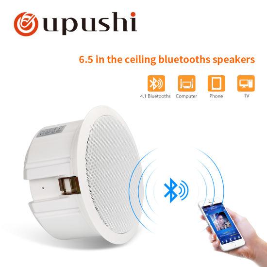 China 110v Abs Active Pa Sound System 6 5 Inch Ceiling Speaker Bluetooth 20w China Speaker Bluetooth 20w And Pa Sound System Price