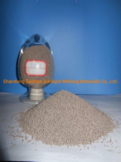 H-Beam Steel Welding Flux (SJ-301) F6a2-EL12