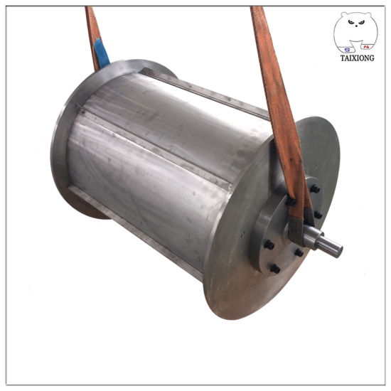High Intensity Eddy Current Magnetic Separator for Metal Separation