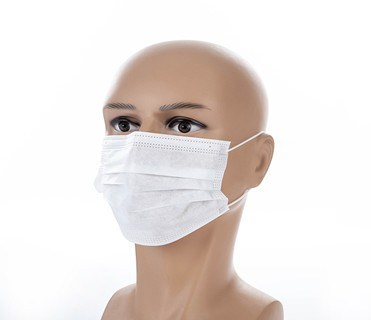 3ply Earloop Face Mouth Mask China Suppliers Disposable Antivirus Face Mask