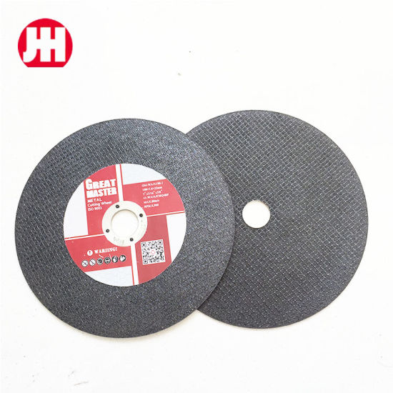 Stainless Steel and Metal Uses Cutting Disc and Abrasive Wheel