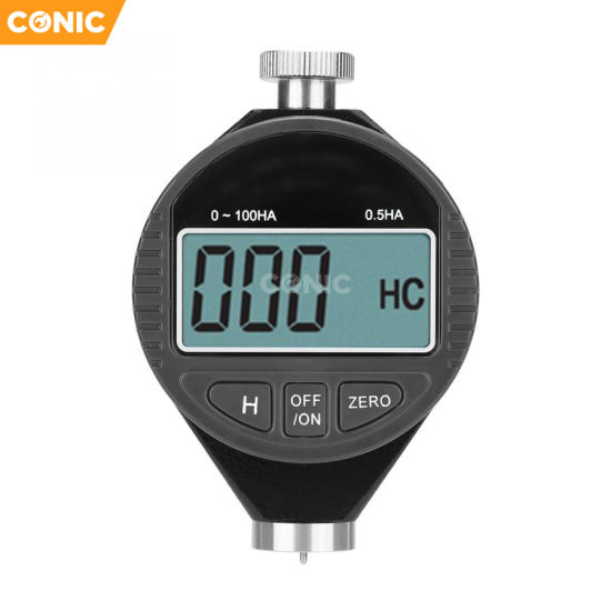 Shore A O D Hardness Durometer 100HA Tester Tire Rubber LCD Display Meter SE