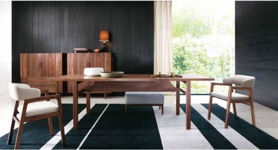 China Supplier Wholesale Modern Dining Room Furniture with Wood (MB1301)
