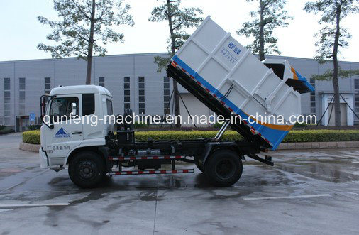 Qunfeng Garbage Dump Truck Mqf5160zljd4 pictures & photos