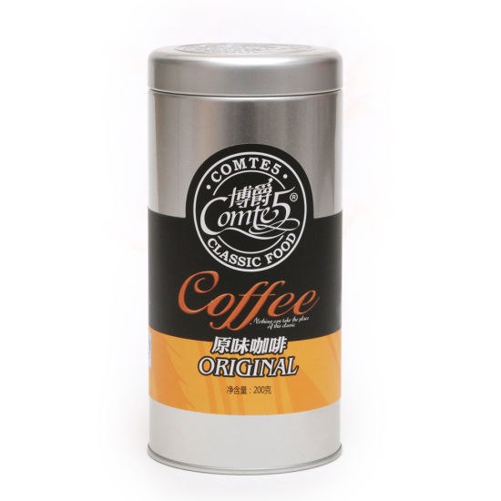 High Quality Recycling Metal Tin Canister for Coffee pictures & photos