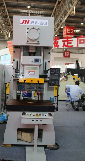 Pneumatic Friction Clutch High Performance Punching Press Machine (JH21 Series ) pictures & photos